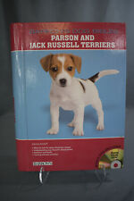 Barron's Dog Bibles, Parson & Jack Russel Terriers, Dvd included, 2009, 186 page