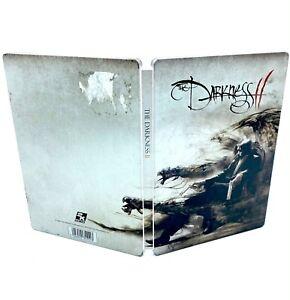 Steelbook steel book The Darkness II sans jeu Bon état Metal Case