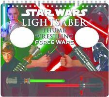 Star Wars Lightsaber Thumb Wrestling Force Wars (Game)