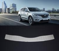 Renault Koleos 2017>Chrome Rear Bumper Protector Scratch Guard S.Steel(Brushed)