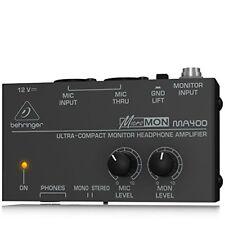 Behringer Ma400 Amplificatore per Cuffie