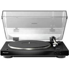 PIONEER PL30K AUDIOPHILE STEREO TURNTABLE W/ DUAL LAYERED CHASSIS AND EQUALIZER