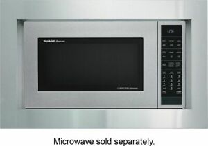 """Sharp 27"""" Microwave Oven Built-in Trim Kit - RK94S27F (32A-4)"""