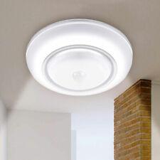 LED Ceiling Light Chandelier Motion 5W Round Panel Doen Sensor Modern Lamp 17cm