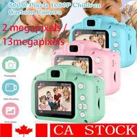 HD 1080P Mini Digital Camera LCD Camcorder Video Recorder Kid Xmas Gift CA STOCK