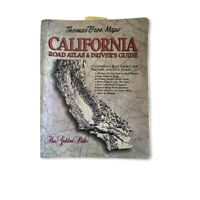 VTG California Road Atlas & Drivers Guide Thomas Brothers Maps 1995 Golden State