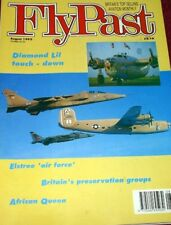 Flypast Magazine 1992 August Avro York,Cessna 195