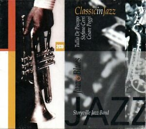 @CD  Classic in Jazz CD2 De Piscopo-Cerri-Poggi-Storyville Band Azzurra 2002