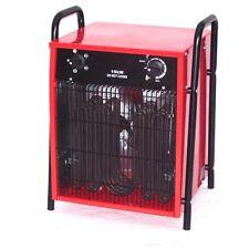 Chauffage de chantier electrique APEX 15KW 400V Neuf 15000 Watt