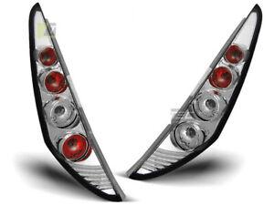Takavalot mallille for Fiat PUNTO 2 II 188 MK2 99-03 3D Chrome LTFI06WL XINO US