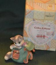 Calico Kittens: You Lighten My Load figurine - Mib