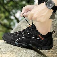 Men Outdoor Hiking Shoes Athletic Running Sports Trail Climbing Waterproof Size