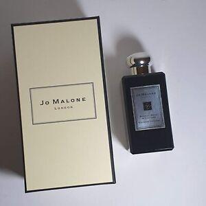 Jo Malone Bronze Wood & Leather 3.4 oz / 100 ml Cologne Intense Spray New Fresh