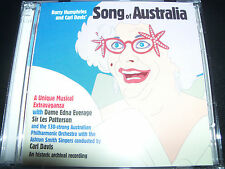 Barry Humphries (Dame Edna Everage) & Carl Davis Songs Of Australian 2 CD