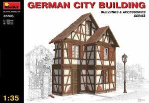 MiniArt 1/35 German City Building 35506
