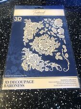 Tattered Lace 3D Decoupage Baroness