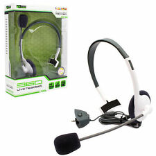 KMD Xbox 360 Live Gaming Headset with Mic open package