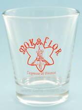 Mokaflor Firenze Wasserglas Espressoglas Shot Glas - Caffe Milano