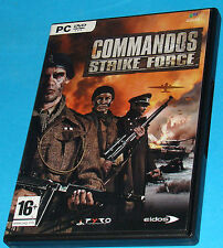Commandos: Strike Force - PC