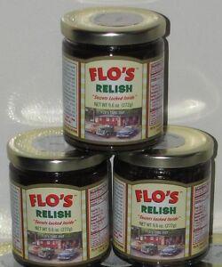 Flo's Famous Hot Dog Relish