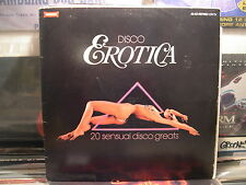 Disco Erotica LP-NUDE/CHEESECAKE SLEEVE-SEXY!!!!!!!!!!!!!!!!!!!!!!!!!!!!!!!!!!!!