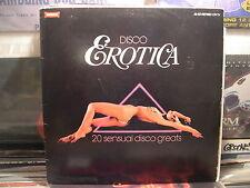 Disco Erotica LP-NUDE/CHEESECAKE SLEEVE-SEXY!!!!!!!!!!!!!!!!!!!!!!!!!!!!!!!!!!!!