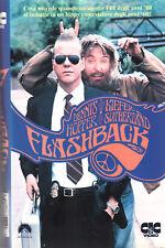 Flashback (1990) VHS CiC  1a Ed.   Dennis Hopper