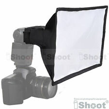 iShoot Flash Softbox/Diffuser for Nikon Speedlight SB910/SB900/SB800/SB700/SB600