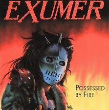 EXUMER POSSESSED BY FIRE CD NEW