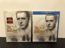 The Godfather Part 3 Iii 45th Anniversary Blu Ray W/Slipcover New & Sealed