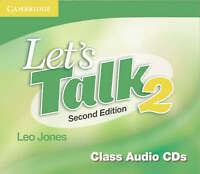 Let's Talk Class Audio CDs 2 by Jones, Leo (CD-Audio book, 2007)