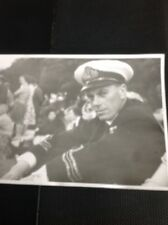 N1-5 Ephemera X 10 Photographs Bw Royal Navy Marching Band Lot B Hms Tiger