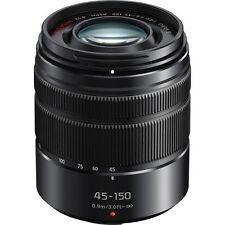 Panasonic Four Thirds Zoom Camera Lenses