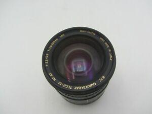 Quantaray Tech-10 NF AF F3.5-5.6 28-200mm LDO Nikon Lens For SLR Cameras