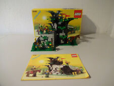 (Go) Legoland 6066 Robin Hood Hiding with Original Packaging & Ba 100% Complete