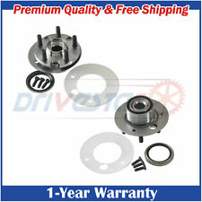 Pair:2 New Front Wheel Hub & Bearing Left and Right Plymouth Dodge Chrysler
