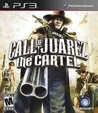 Call Of Juarez The Cartel PS3