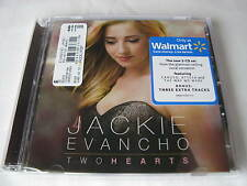 JACKIE EVANCHO: TWO HEARTS (Walmart exclusive CD w/ 3 Bonus Tracks!) NEW/SEALED!