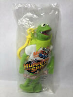 """Wendy's Kid's Meal Toy""- Kermit the Frog - From "" MUPPETS FROM SPACE THE MOVIE"""