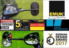 EMUK Wohnwagenspiegel Caravanspiegel Mercedes GLC Coupè C Klasse V Klasse 100219