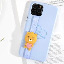 Kakao Friends Little Sweet Heart Strap Hard Case Galaxy Note 10 Note 10 Plus