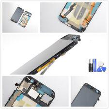 Für HTC One M8 Display LCD Touchscreen Digitizer Rahmen Schwarz inkl. Werkzeug