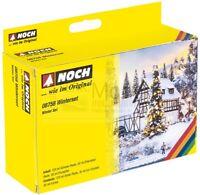 NOCH 08758 - Set invernale per paesaggi con neve
