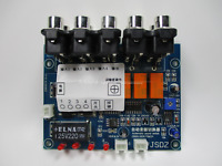 Audio Switching Board 4 Select 1 Audio Input signal selector Auto/Manual