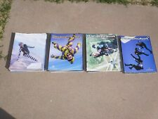PARACHUTIST Skydiving Magazines, 2017 through 2020, 41 Issues