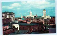 *Fulton County Court House Capitol City Hall Atlanta Georgia GA Postcard B88