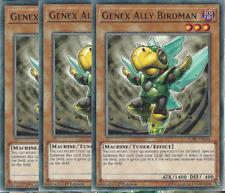 3XGenex Ally Birdman-SDPL-EN016-CommonYu-Gi-Oh!Powercode L