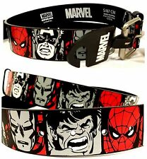 MARVEL COMICS Men's BELT(size: S/87 cm) - New with Tags