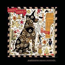Washington Square Serenade [Digipak] by Steve Earle (CD, Sep-2007, New West (Record Label))