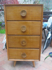 RETRO PARKER STYLE 4 DRAW BED ROOM CHEST.